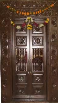 Room Door Design by Latest Pooja Room Door Designs 2013 Wood Design Ideas