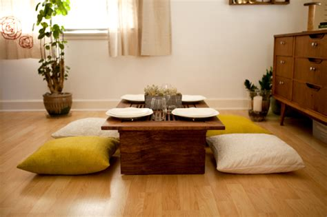 low dining table cornman diy inspiration other