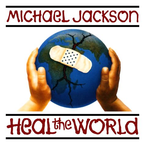 make it a better place michael jackson testo e traduzione heal the world the king of pop