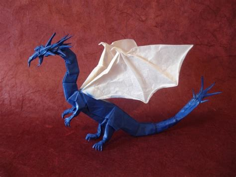 Origami Western - 10 more amazing origami dragons epic fail