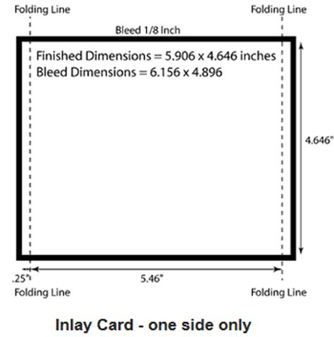 cd cover size specifications