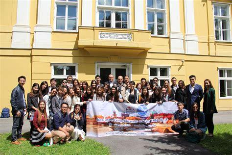 Mba Bangkok by Mba Delegation From Nida Bangkok Visits Lbs Lauder