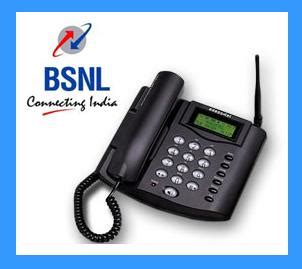 bsnl launches unlimited local and std call plans for