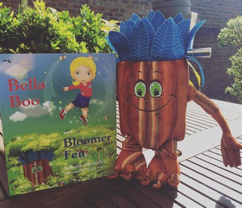 bloomers island the great garden books boo and bloomer fen meet the characters get the book