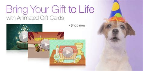Animated Gift Cards - amazon co uk gift cards gift vouchers free delivery