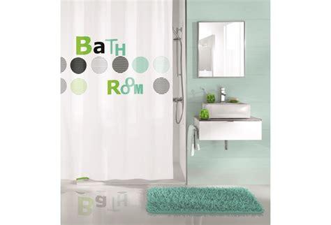 duschvorhang mint kleine wolke duschvorhang bathroom mint 180x200 cm