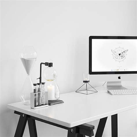 minimal work desk best 25 minimalist desk ideas on pinterest