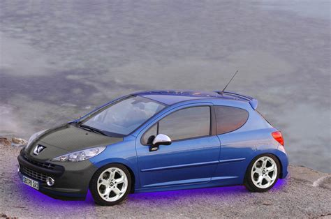 Rsc Auto Tuning by Peugeot 206 Rc Rc Pagenstecher De Deine Automeile Im Netz