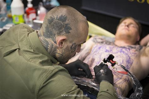 tattoo convention brighton uk brighton tattoo convention 2017 nine mag online tattoo