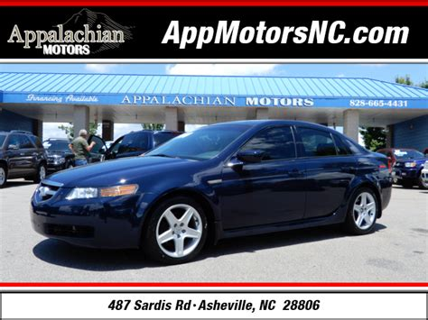 acura tl base 2006 acura tl base for sale in asheville