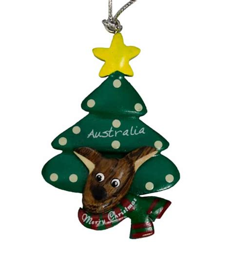australian christmas decorations wholesale kangaroo tree ornament australia the gift australian souvenirs gifts