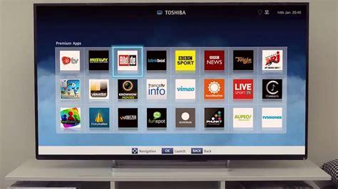 Tv Toshiba Smart toshiba smart tv system 2014 review avforums