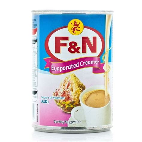 F N Evaporated Milk Waangoo F N Evaporated Creamer