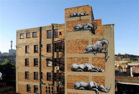 street art  oeuvres qui denoncent des verites qui