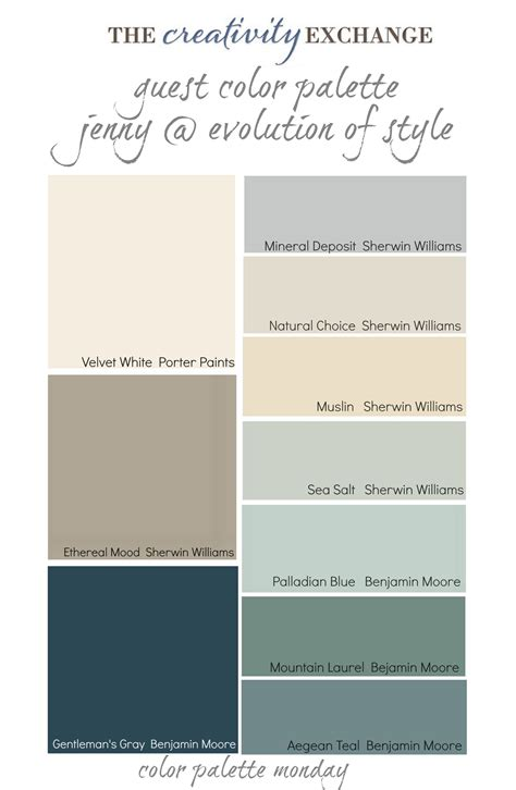 What Is The Best Color To Paint A Kitchen by Readers Favorite Paint Colors Color Palette Monday