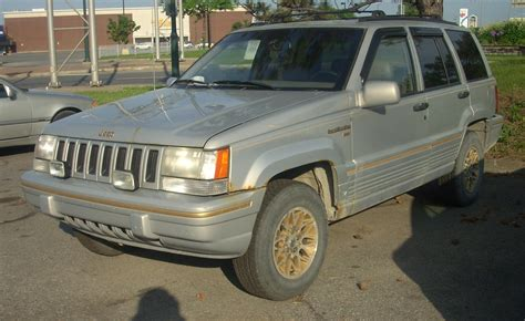 1995 Jeep Grande 1995 Jeep Grand Information And Photos Momentcar