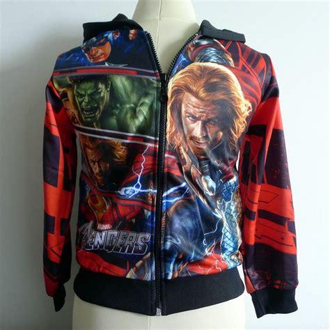Discon Jaket Avenger Thor marvel the iron captain america thor jacket coat boy s ebay