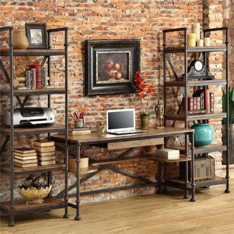 rustic furniture and home decor rustic industrial decor www thesellablehome co industrial