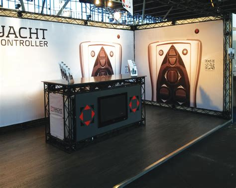 traliccio americano crosswire x15 exhibition exhibiotionstand design