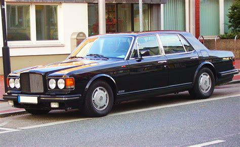 bentley turbo  classic cars today