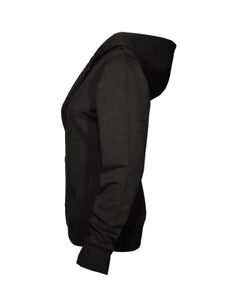 Promo Jaket Hoodie With Earphone Black Berkualitas womens 360 zip hoodie promotrenz