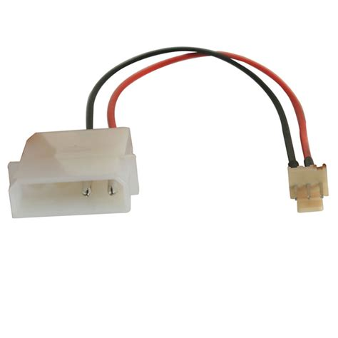 3 pin molex connector fan 3 pin fan power to 4 pin molex cable for
