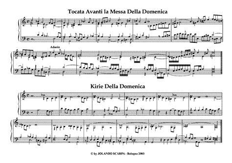 frescobaldi fiori musicali fiori musicali op 12 frescobaldi girolamo imslp
