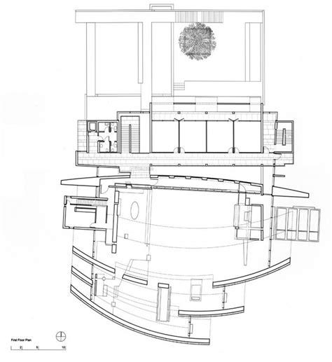 richard meier floor plans 188 best archi richard meier images on pinterest