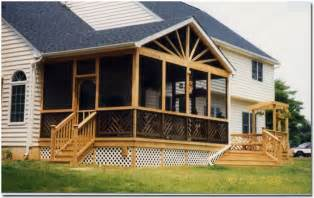 Screened In Deck Plans by Sunroom Pictures Of Sunrooms Rockville Sunroom Builders