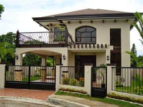 2 story house 30 beautiful 2 storey house photos bahay ofw