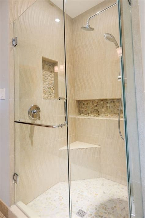 How To Clean A Shower Floor Texture by Rocks We And Floors On