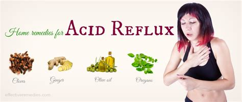 top 30 home remedies for acid reflux relief in