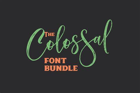 design font bundles the stylish design bundle fonts graphics graphicsfuel