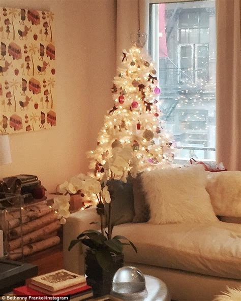 soho christmas trees princess decor