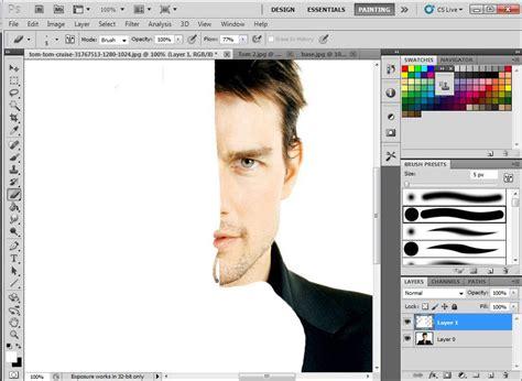 tutorial photoshop cs5 efecto explosión de cara youtube tutorial adobe photoshop cs5 perfil de uma pessoa em uma