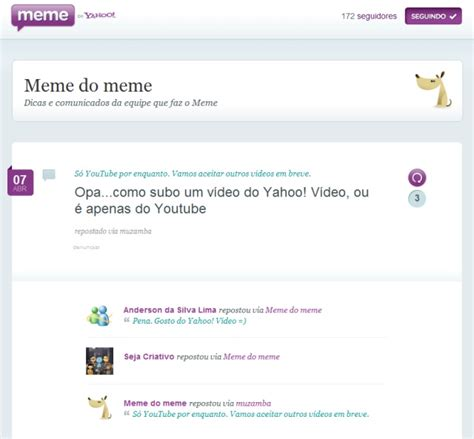 Yahoo Meme - welcome to memespp com