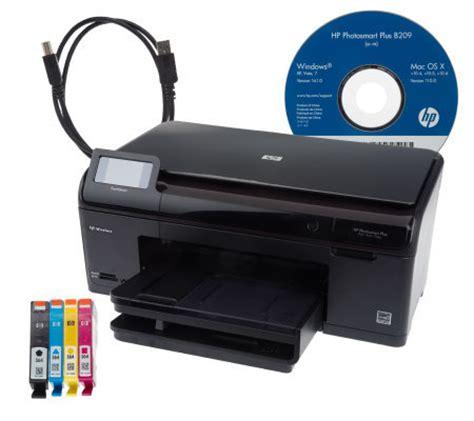Printer Plus Scanner hp photosmart plus wireless printer copier scanner 2 4 quot touchscreen page 1 qvc