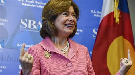 SBA chief visits Colorado to announce grant to help small ... Us Small Business Administration Grants
