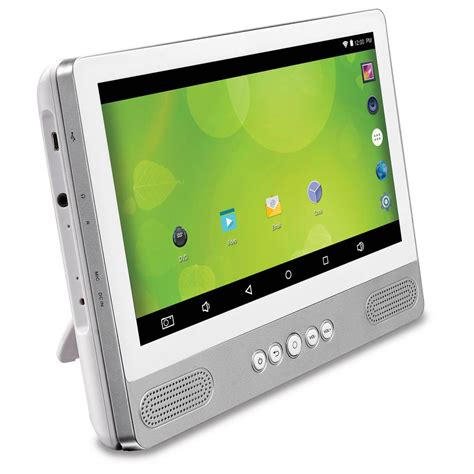 android dvd player zeki android tablet with dvd player tbdv986w the home depot