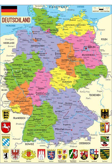 Coloriage Carte Allemagne 224 Imprimer