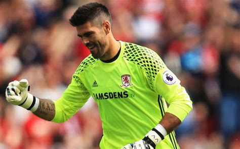 Bar At Home by Victor Valdes Missed Out On Middlesbrough Win After Injury
