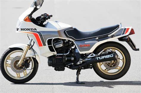 Motorrad Honda Turbo by Yamaha Yamaha Xj 650 Turbo Moto Zombdrive