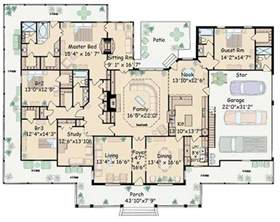 Floor Plans For Large Homes Large House Plans 1000 Images About Home Plans On