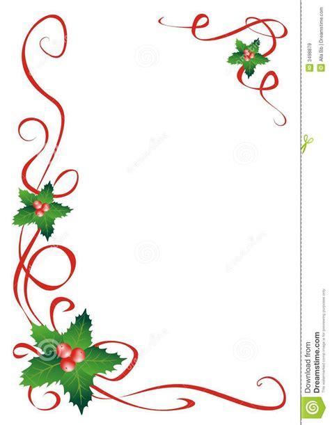 Décoration de houx de Noël illustration de vecteur ... Free Clip Art Christmas Theme