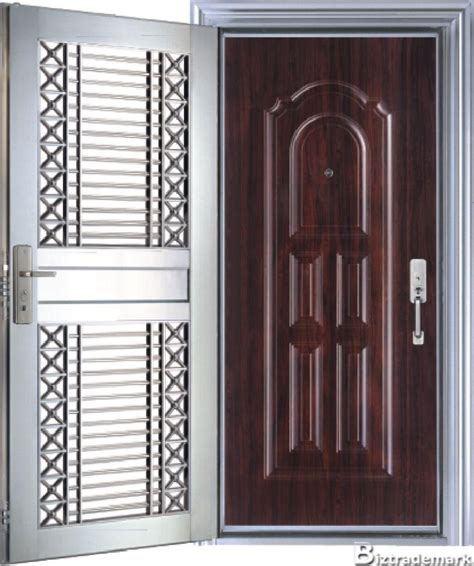 steel door design metal door frames modern home house design ideas