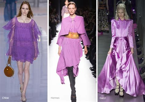 Fall 2008 Trend Gray And Purple by Fall Winter 2017 2018 Color Trends Glowsly