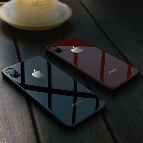 leke apple iphone xs max laser led light illuminated logo club series case  cover iphone
