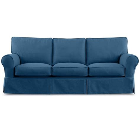 jc sofa jcpenney friday twill 91 quot slipcovered sofa jcpenney jewels of home sofas and