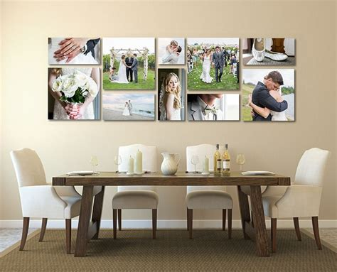 ideas for displaying pictures on walls 25 best ideas about displaying wedding photos on