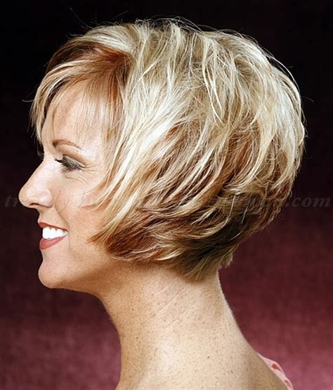 layered short cut for over 60 short hairstyles over 50 short layered haircut trendy